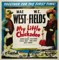 My Little Chickadee movie poster (1940) picture MOV_b1f760a9