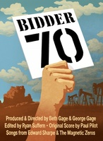 Bidder 70 movie poster (2012) picture MOV_b1fa2ed4