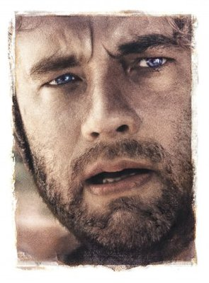 Cast Away movie poster (2000) poster MOV_b1fd6a94
