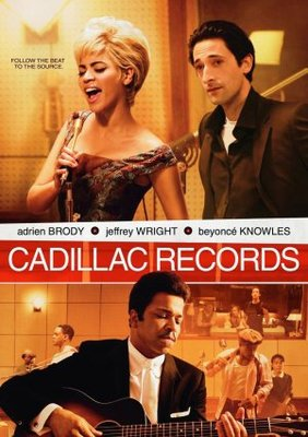 Cadillac Records movie poster (2008) poster MOV_b2053f75