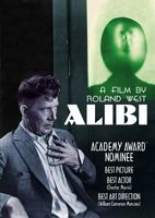 Alibi movie poster (1929) picture MOV_ea80240a