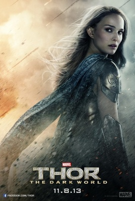 Thor: The Dark World movie poster (2013) poster MOV_b2100c32