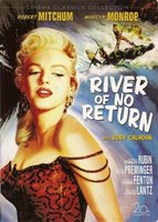 River of No Return movie poster (1954) picture MOV_b2148d6e
