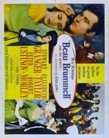 Beau Brummell movie poster (1954) picture MOV_b21556a0
