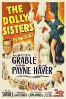 The Dolly Sisters movie poster (1945) picture MOV_b21565a1