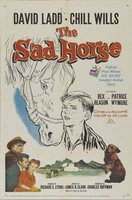The Sad Horse movie poster (1959) picture MOV_b2189fcb