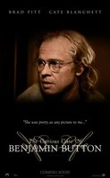 The Curious Case of Benjamin Button movie poster (2008) picture MOV_b22286a6