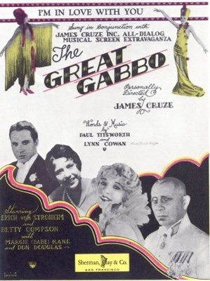 The Great Gabbo movie poster (1929) poster MOV_b2289ef9