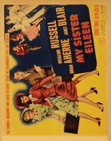 My Sister Eileen movie poster (1942) picture MOV_b229796e