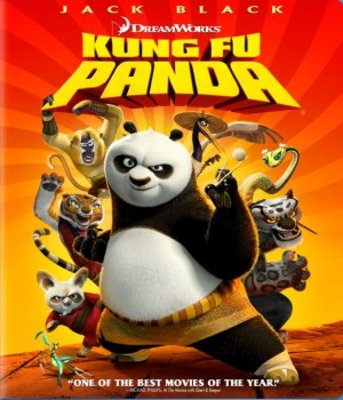 Kung Fu Panda movie poster (2008) poster MOV_b22bae4b