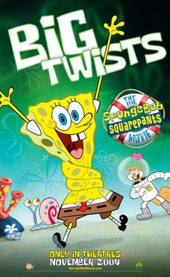 Spongebob Squarepants movie poster (2004) poster MOV_b23bc862