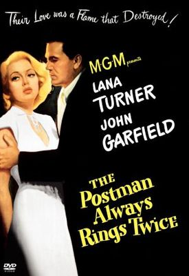 The Postman Always Rings Twice movie poster (1946) poster MOV_b2464ada