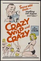Crazy Wild and Crazy movie poster (1965) picture MOV_b24b03c5