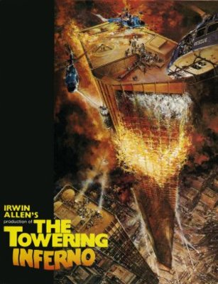 The Towering Inferno movie poster (1974) poster MOV_b24da75b