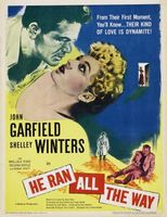 He Ran All the Way movie poster (1951) picture MOV_b24f5c75