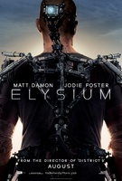 Elysium movie poster (2013) picture MOV_b253b63a