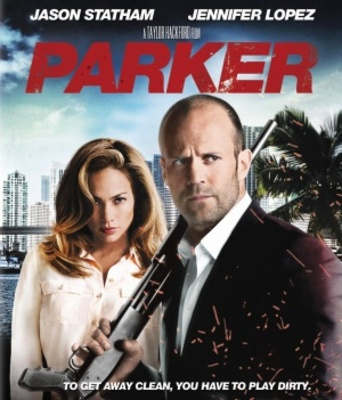 Parker movie poster (2013) poster MOV_b25ad837