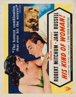His Kind of Woman movie poster (1951) picture MOV_b25adb85