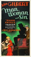 Man, Woman and Sin movie poster (1927) picture MOV_b260d77b