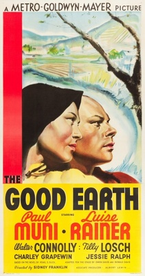 The Good Earth movie poster (1937) poster MOV_b265e313