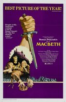 The Tragedy of Macbeth movie poster (1971) picture MOV_b26b0f5d