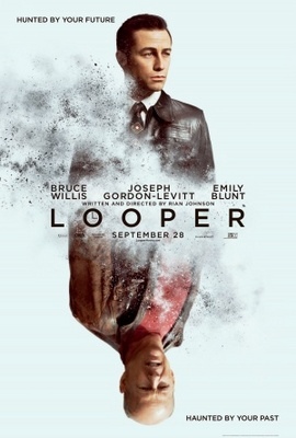 Looper movie poster (2012) poster MOV_b27b762e