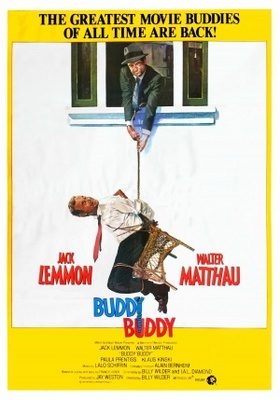 Buddy Buddy movie poster (1981) poster MOV_b27bf7c1