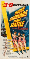 Those Redheads from Seattle movie poster (1953) picture MOV_b2877d9d