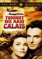 Tonight We Raid Calais movie poster (1943) picture MOV_b28d795f