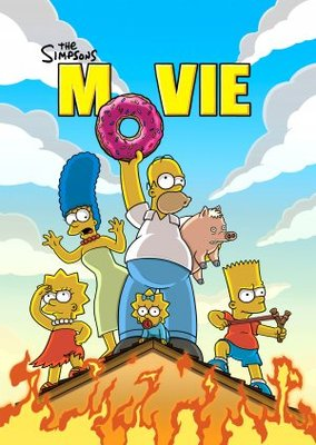 The Simpsons Movie movie poster (2007) poster MOV_b290771a