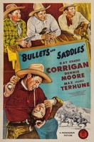 Bullets and Saddles movie poster (1943) picture MOV_b292f5b7