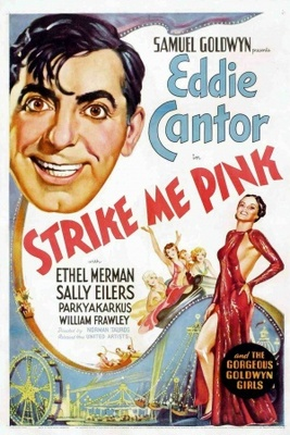 Strike Me Pink movie poster (1936) poster MOV_b2937748