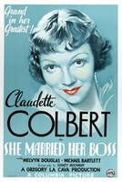 She Married Her Boss movie poster (1935) picture MOV_b297df57