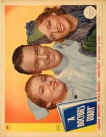 A Doctor's Diary movie poster (1937) picture MOV_b298e0ad