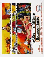 Solomon and Sheba movie poster (1959) picture MOV_b2aa98f4