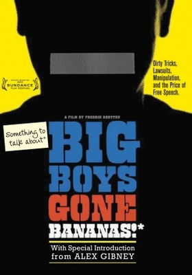 Big Boys Gone Bananas!* movie poster (2011) poster MOV_b2ae276a