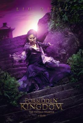 The Forbidden Kingdom movie poster (2008) poster MOV_b2af55b2