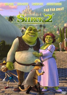 Shrek 2 movie poster (2004) poster MOV_b2b8de39