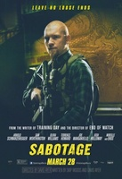 Sabotage movie poster (2014) picture MOV_b2bc771a