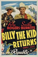 Billy the Kid Returns movie poster (1938) picture MOV_b2c70305