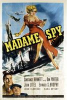 Madame Spy movie poster (1942) picture MOV_b2cc317f