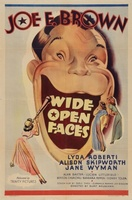 Wide Open Faces movie poster (1938) picture MOV_b2d16343