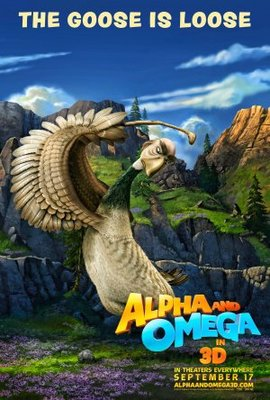 Alpha and Omega movie poster (2010) poster MOV_b2d644ac