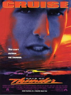 Days of Thunder movie poster (1990) poster MOV_b2d71727