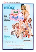Not Now Darling movie poster (1973) picture MOV_f8ec532f