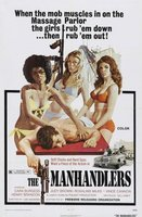 The Manhandlers movie poster (1975) picture MOV_b2e06123