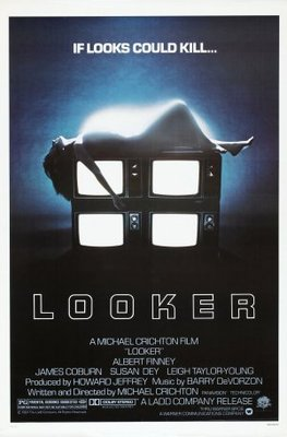 Looker movie poster (1981) poster MOV_b2e4219e