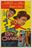 Spy Chasers movie poster (1955) picture MOV_b2e72a2b