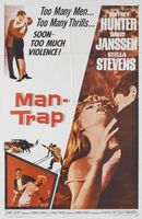 Man-Trap movie poster (1961) picture MOV_b2e7860a