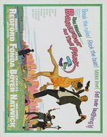 Barefoot in the Park movie poster (1967) picture MOV_b2ef607f